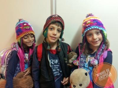 Cusco_com_crianças