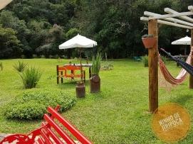 Onde Comer na Estrada Paray Cunha com crianças