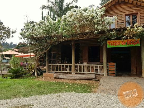 Onde comer na Estrada Paray Cunha