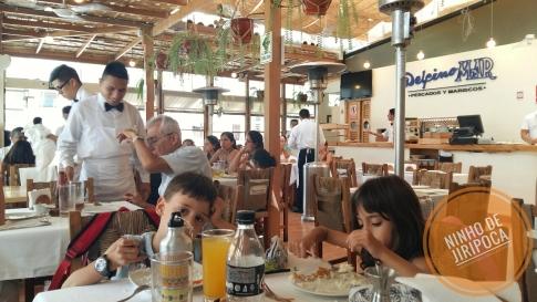 restaurante lima1 - Onde comer no Peru: nossas experiências