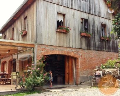 Casa das Cucas Vitiaceri no Caminhos de Pedra em Bento Gonçalves