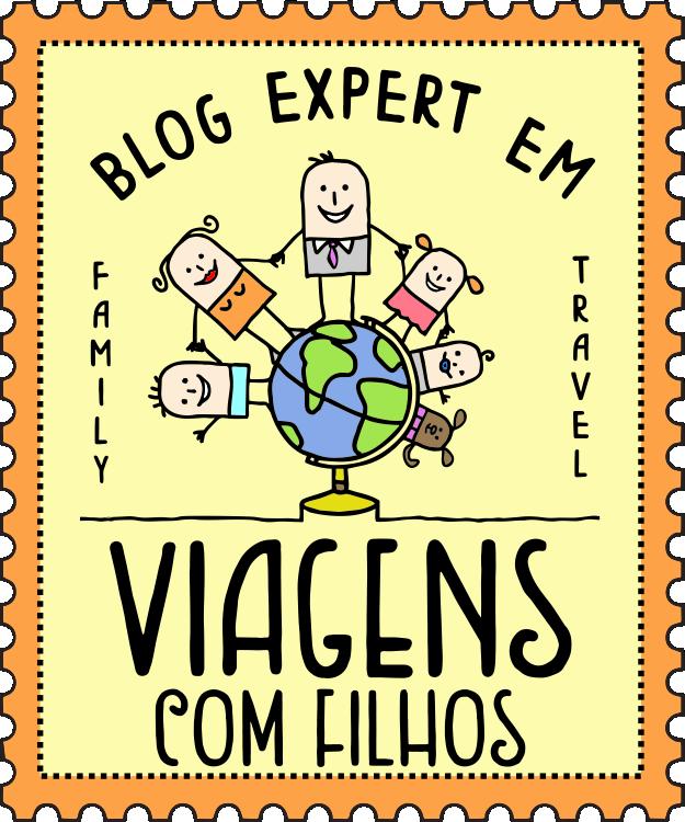 O Ninho de Jiripoca faz parte dos Blogs Experts em Viagens com Filhos